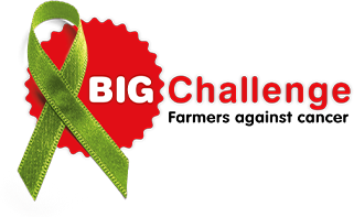 Logo Big Challenge - Farmers against cancer
